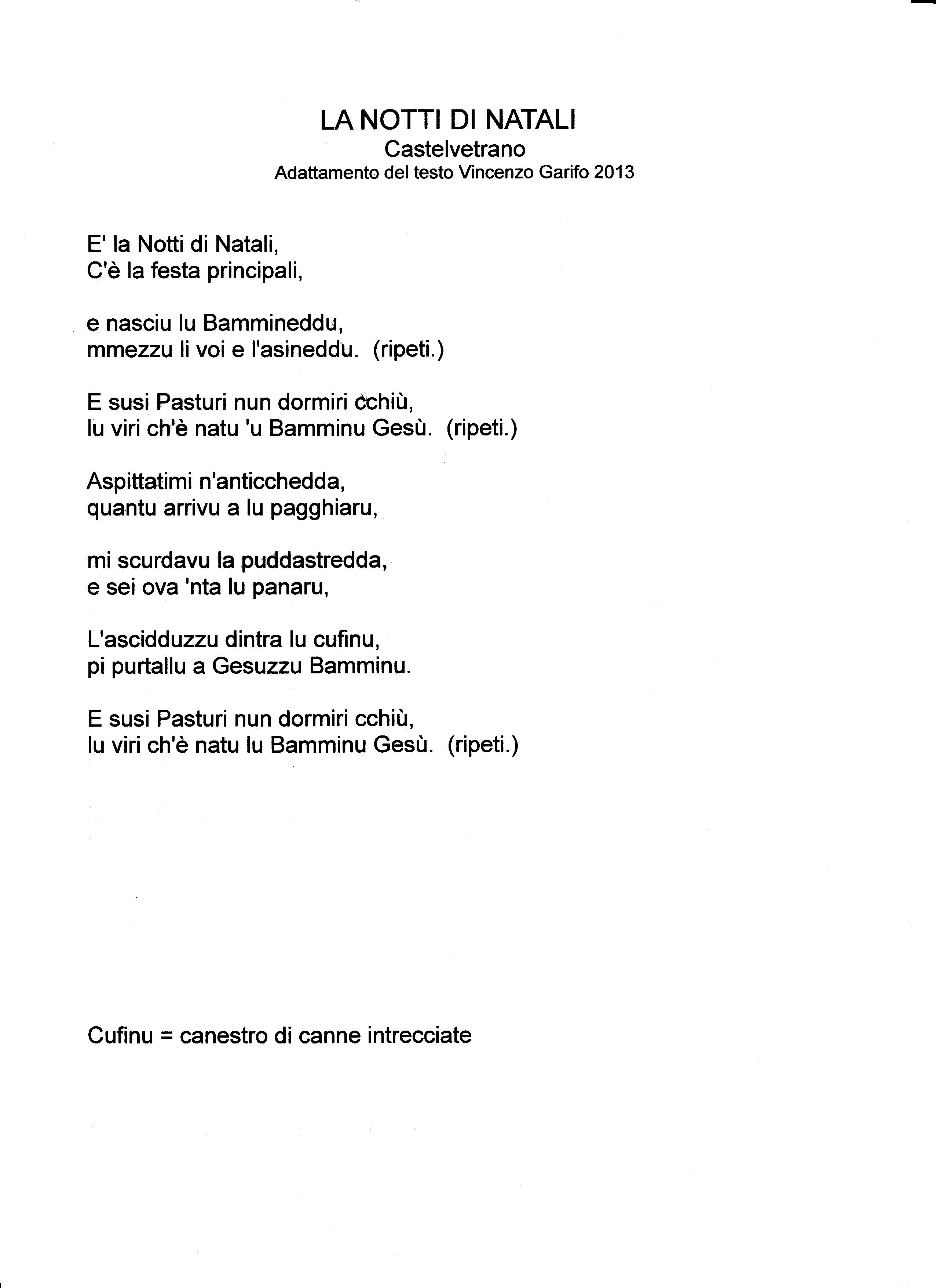 LA NOTTI DI NATALI CASTELVETRANO (2)